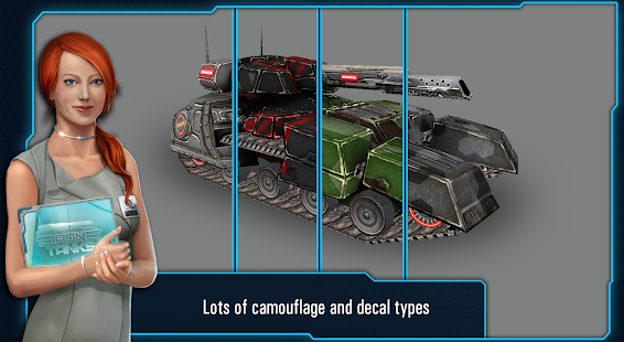 Iron Tanks - screenshot thumbnail