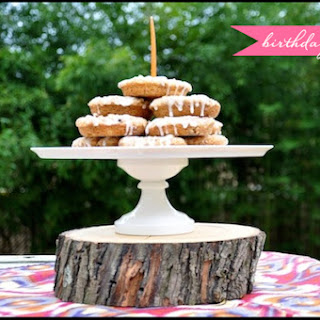 Coffee Cake Muffin Tops.