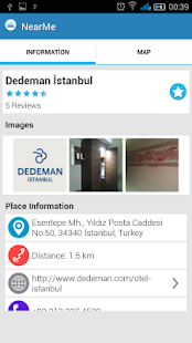 NearMe - Places- screenshot thumbnail