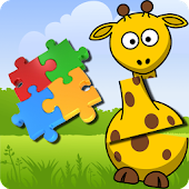 Kids Wild Animal Jigsaw Pro