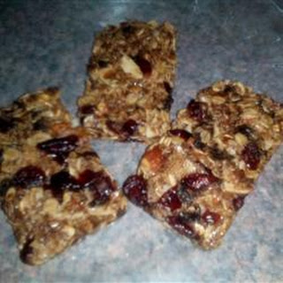 Fruity Granola Bars.