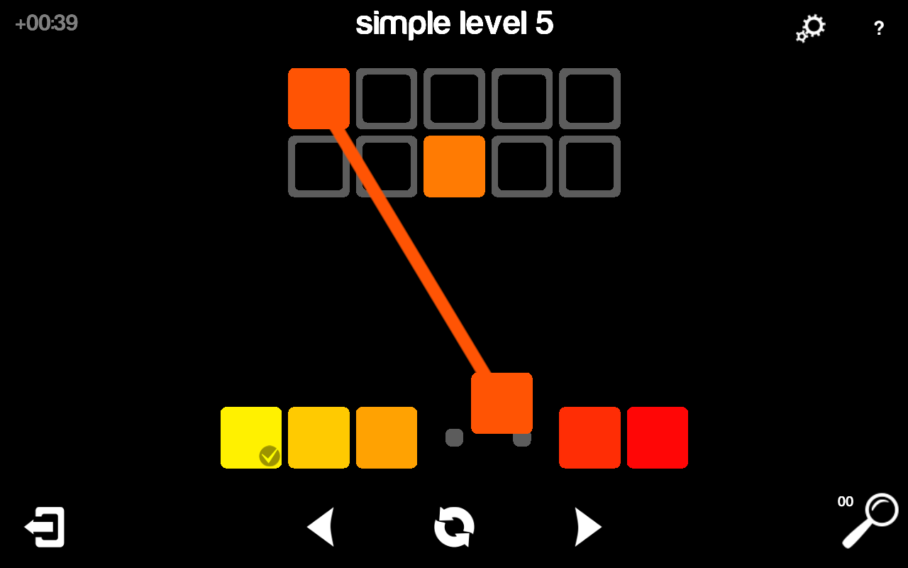 Blendoku v1.8.2 [Mod Solves/Unlocked/Ad-Free] Immagini