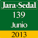 Jara y Sedal 139 Junio 2013 icon