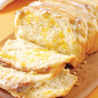 Lemon-Scented Pull-Apart Coffee Cake.