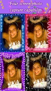 Birthday Camera - screenshot thumbnail