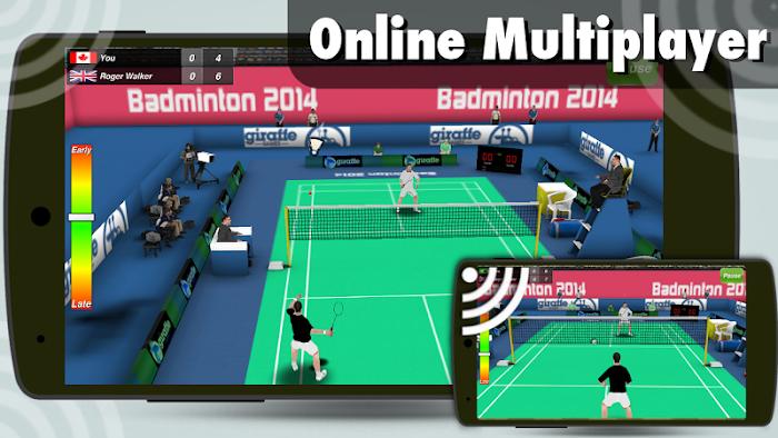 Badminton 3D MOD Apk