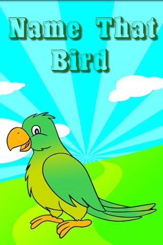 Name That Bird