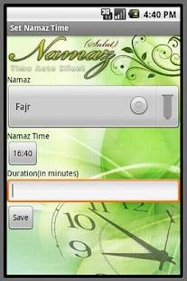 Silent Phone During Namaz - screenshot thumbnail