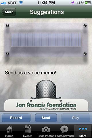 Jon Francis Foundation