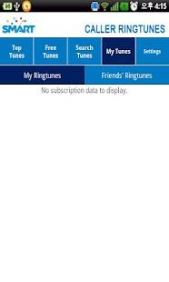 SMART Caller Ringtunes - screenshot thumbnail