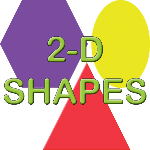 2-D Shapes for Kids to Learn