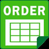 Quote - Order List (Quantity)