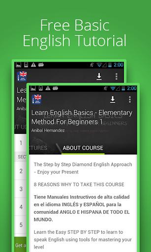 Learn English Basics