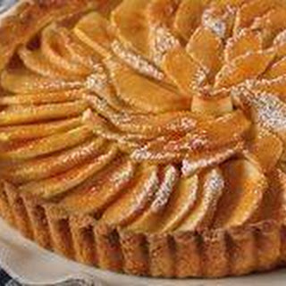 French Apple Tart Recipe & Video.