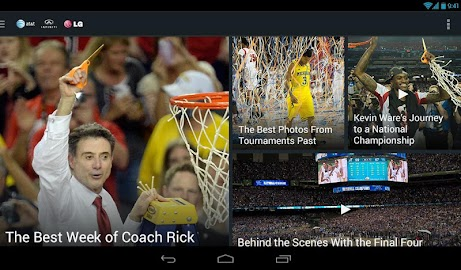 NCAA March Madness Live Screenshot 34