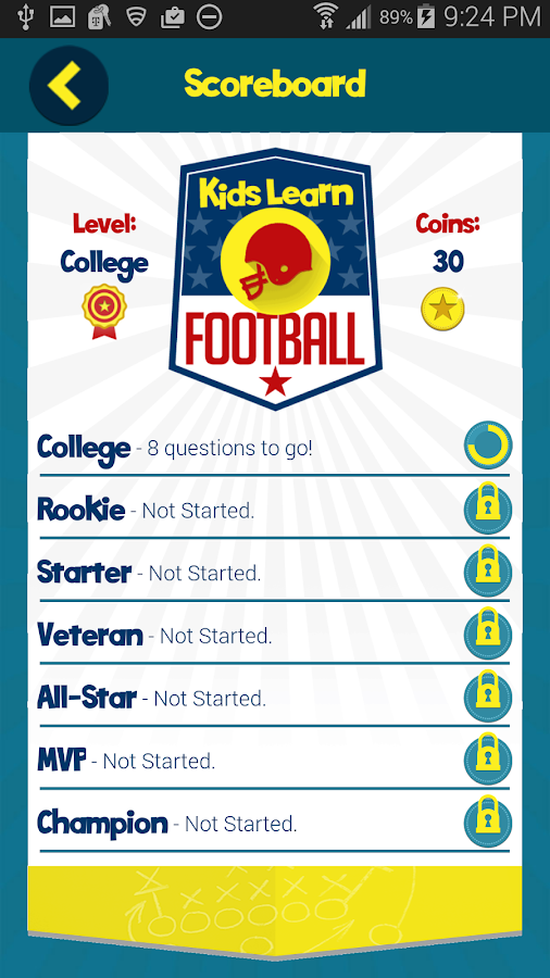 Kids Learn Football- screenshot
