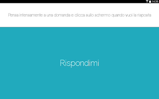 【免費娛樂App】L' App delle risposte!-APP點子