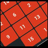 Bic 15 Number puzzle