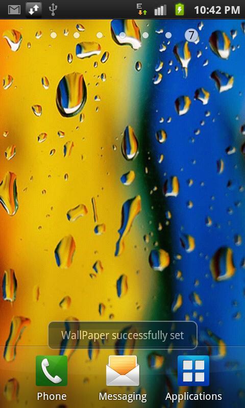 HD Wallpaper for Xperia Play- screenshot