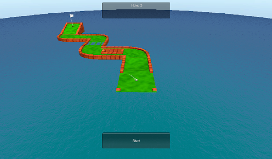 Par 5 Mini-Golf- screenshot thumbnail