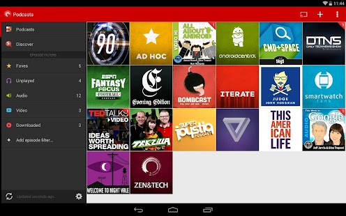 Pocket Casts Screenshot 21