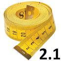 Ваш размерчик 2.1 icon