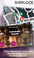 Screenshot of Sherlock: The Network