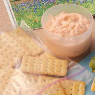 Creamy Crab Spread.