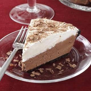 Chocolate Lover's Cream Pie.