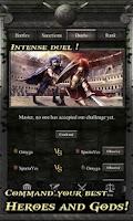Screenshot of Titans Mobile