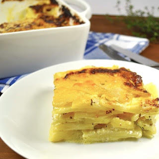 Potato Dauphinois Gratin (Bake) - Julia Child