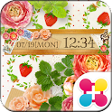 Antique Flowers Wallpaper icon