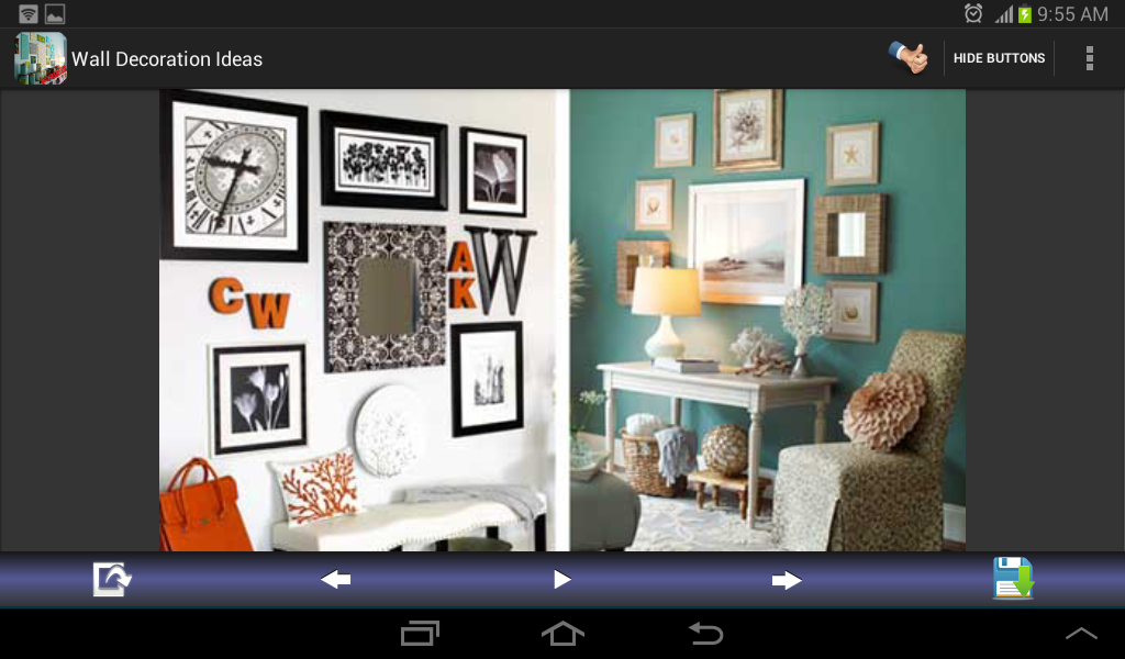 Wall Decoration Ideas - screenshot