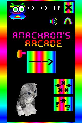 Anachron's Arcade - Free Games