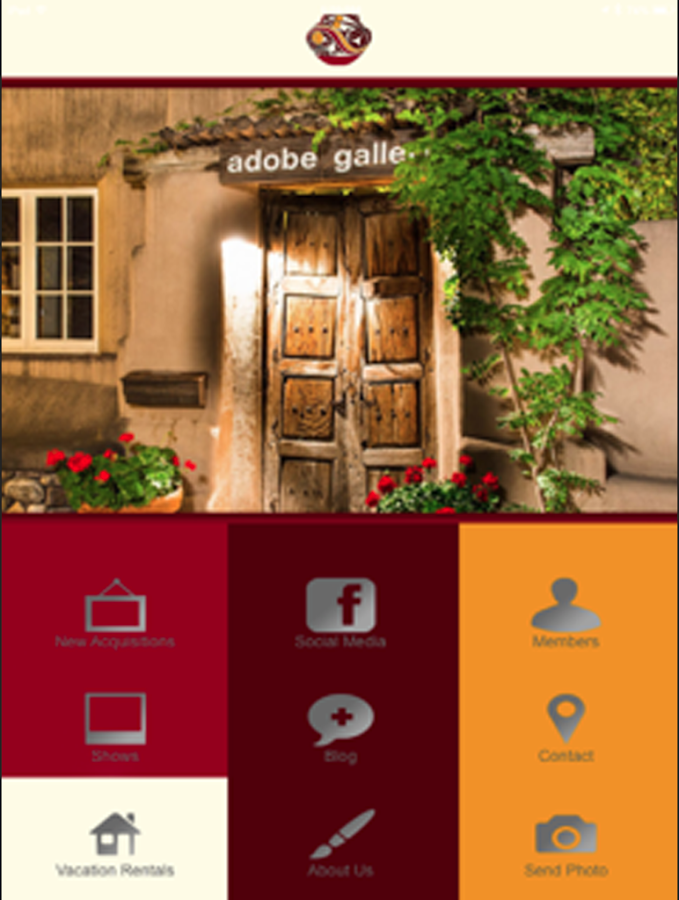 Adobe Gallery- screenshot