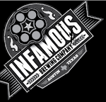 Logo for Infamous Brewing Co.