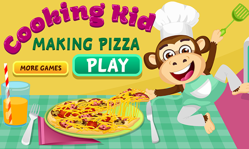 Cooking Kid - Making Pizza 1.1.0 screenshots 1