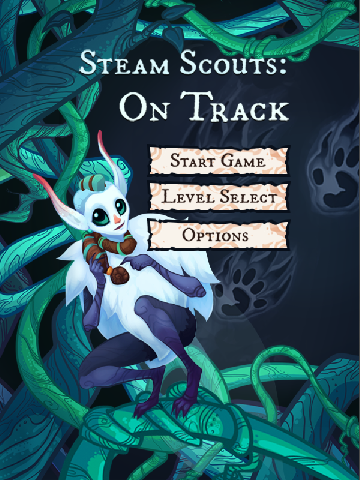 Steam Scouts: On Track- screenshot