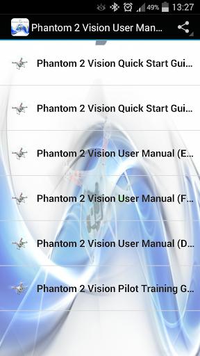 Phantom 2 Vision User Manual