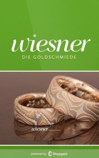 Wiesner-Die Goldschmiede