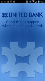 United Bank Mobile Banking- screenshot thumbnail