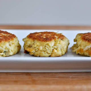Easy Light Crab Cakes.