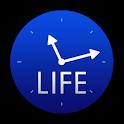Life Clock logo