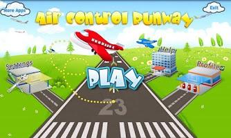 Screenshot of Air Control Runway Free