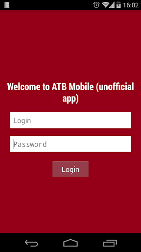 ATB Mobile unofficial