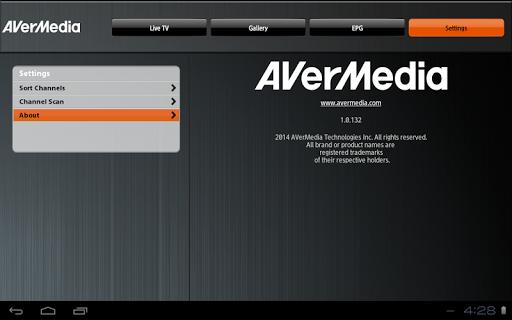 【免費媒體與影片App】AVerTV Mobile-APP點子
