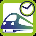 Rail Planner  Eurail/Interrail icon