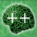 brain++ Counter Free logo
