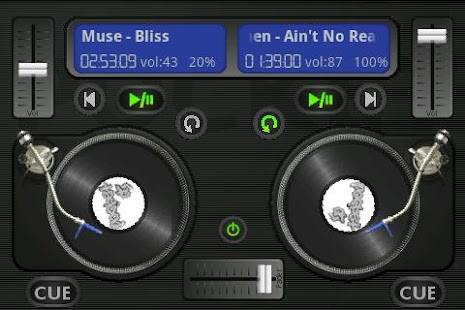 Pocket DJ Vintage FREE - screenshot thumbnail