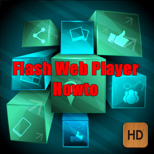 Flash web player howto